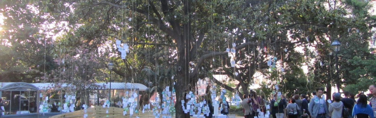 456Árvore dos Desejos